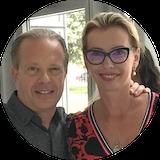 Monica Ion cu Dr. Joe Dispenza